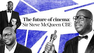 video: 'Cinema has to survive': An interview with Sir Steve McQueen
