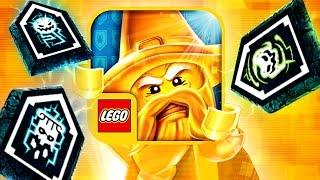 ЗАПРЕТНЫЕ СИЛЫ ! Lego Nexo Knights - Игра про Мультики Лего Нексо Найтс 2017 Видео для Детей