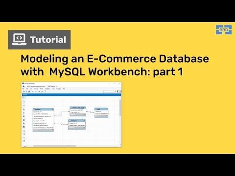 Modeling an E-Commerce Database: Part 1