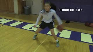 Drills You Can Do Alone / Ball Handling