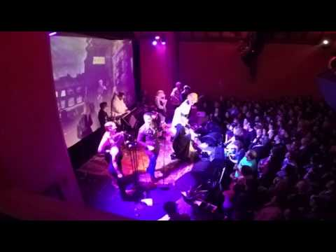 'First Church of the Sacred Silversexual' (David Bowie Tribute) Live at the Chapel SF 2016