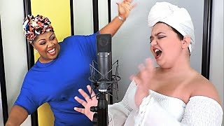 Natural Woman (cover) Cheryl Porter & Baby Aretha