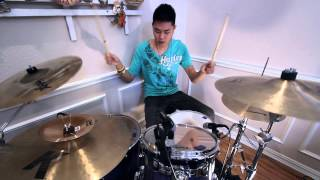 Our God Reigns - Jesus Culture (Ft. Martin Smith) (Drum Cover)