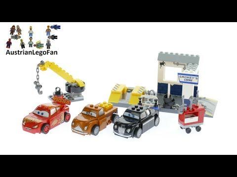 Vidéo LEGO Juniors 10743 : Le garage de Smokey