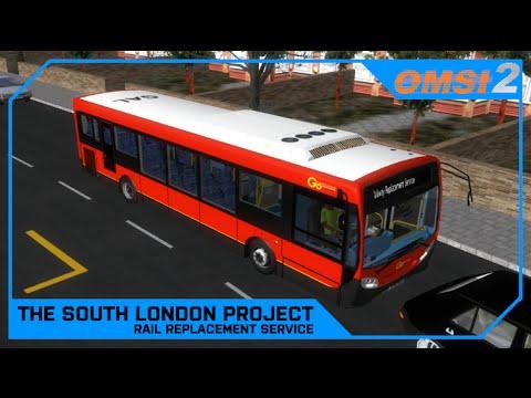 The South London Project - RAIL REPLACEMENT SERVICE (Secret Route
