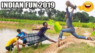 Must Watch Indian New funny Video 😂 😅 5 Min Comedy Videos 2019  EP-94  #BindasFunBoys