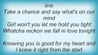 Josh Turner - Whatcha Reckon Lyrics