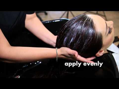 Egg hair oil output