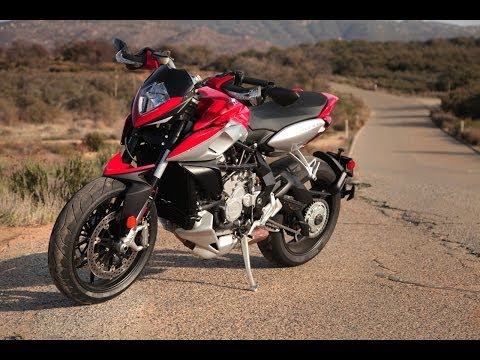 MV Agusta Rivale 800 Video