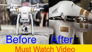 Crashed my Drone | DJI Phantom | Xain TV