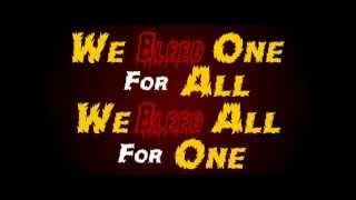 Disciple - The One (lyric video)