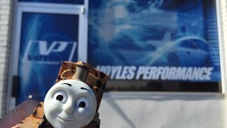 Thomas And Friends James changes his look