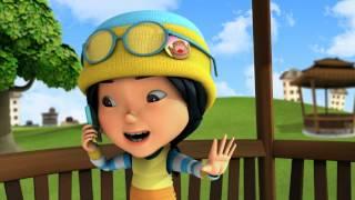 Download Video BoBoiBoy Season 1 Episode 2 Part 2 MP3 3GP MP4