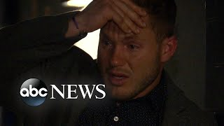 What comes after the door knock on 'The Bachelor?' | GMA
