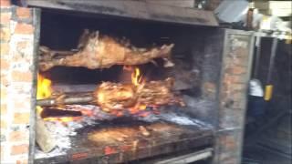 Mladenovac, Serbia - Kulinarika, pecenjara MB