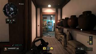 Call of Duty: Black Ops 4 -- My best multiplayer match so far