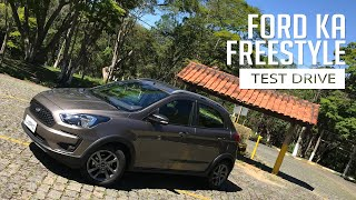 Ford KA FreeStyle - Test Drive