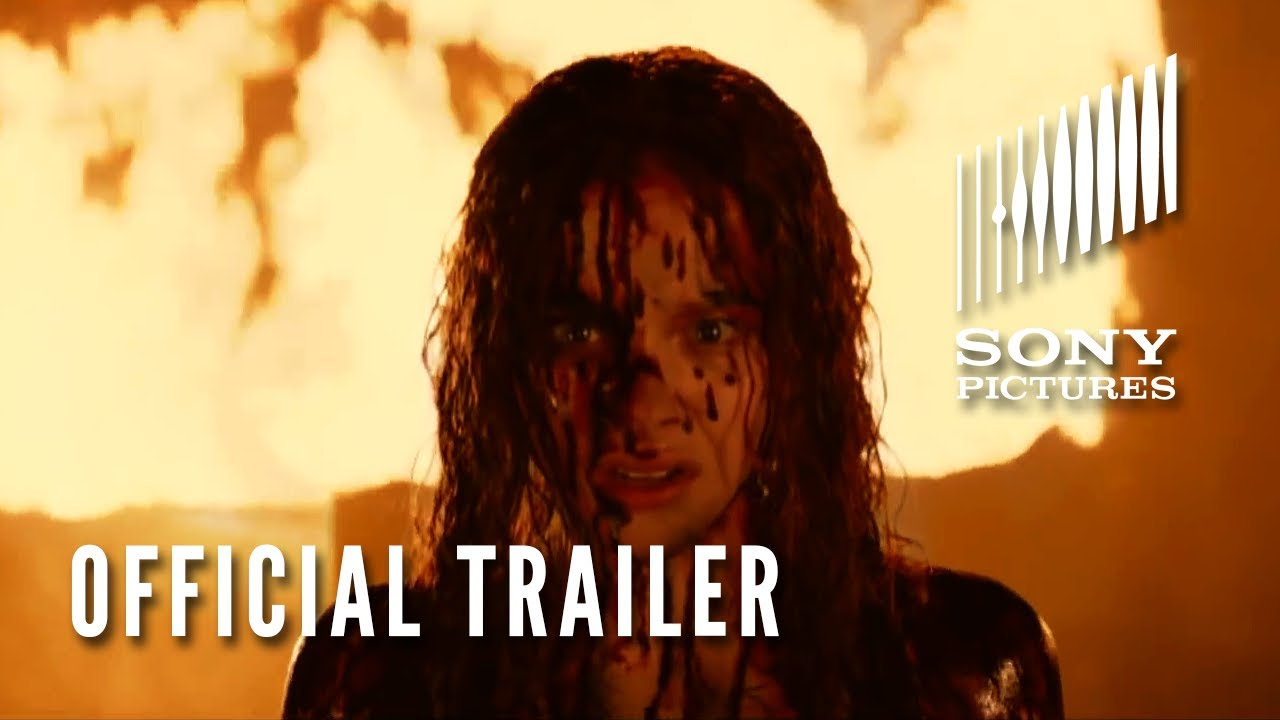Video trailer för CARRIE - Official Teaser Trailer - In Theaters 10/18/13