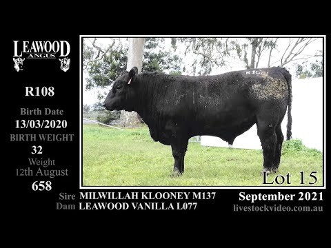 LEAWOOD MILL R108