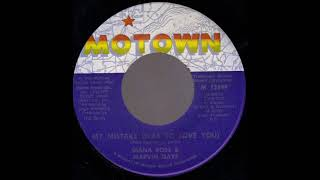 1974_155 - Diana Ross & Marvin Gaye - My Mistake - (45)