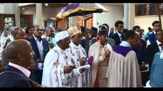 Abune Fikremariam (Apostolic visit) - London Part 1