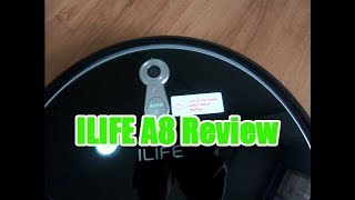 ILIFE A8 Robotic Vacuum Review: The ILIFE Robot Now Has a Predictable Cleaning Pattern