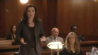 The Good Wife-Trailer/Interview