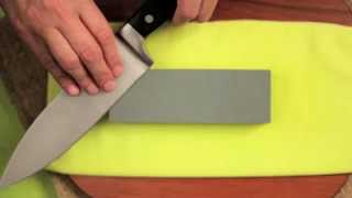 Mantén tus cuchillos afilados