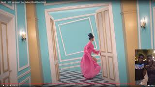Cardi B - WAP feat. Megan Thee Stallion |Official Music Video| REACTION!!!!