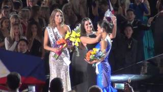 Miss Philippines is Miss Universe 2015 Unedited Full Coverage.