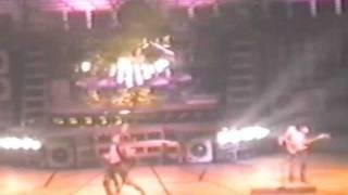 Van Halen On Fire 84