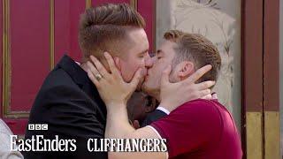 Callum Gets His Man! | Cliffhangers | EastEnders