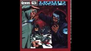 GZA - 4th Chamber (Feat Killah Priest, Ghost Face Killah  RZA) [Liquid Swords] 1995