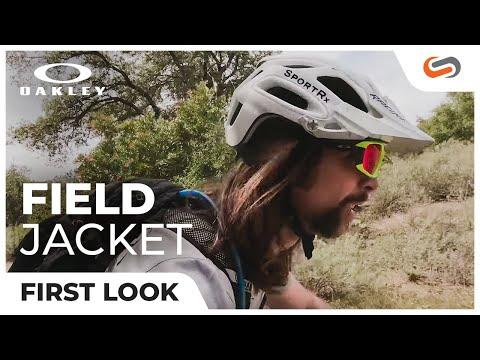 Oakley Field Jacket FIRST LOOK | SportRx.com