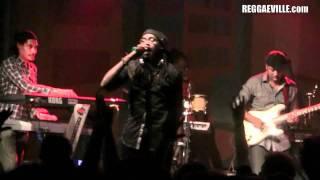 Tarrus Riley - Buju Tribute / Beware in Dortmund, Germany 7/16/2011