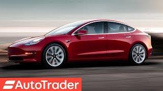 FIRST LOOK UK 2019 Tesla Model 3