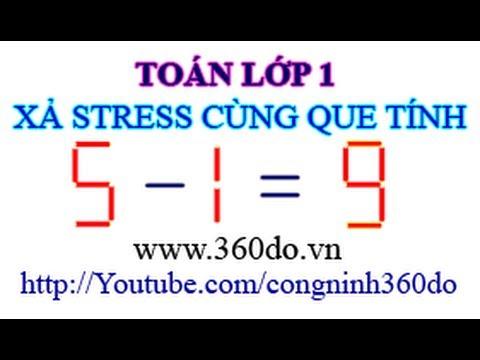 Xả Stress cùng que tính. Trang 7