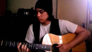 Your body is wonderland by John mayer (cover and copy by Daniel Grospe)