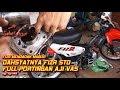 Yamaha FIZR Standar Main Full Porting Rasa Terbang Aji VAS