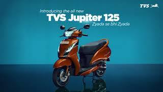 The All-New TVS Jupiter 125 - Price, Mileage