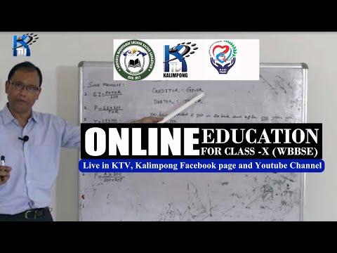 Online Education for Class-X (WBBSE):  Episode14 #Mathematics #Nepali #English