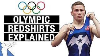 What Exactly is an Olympic Redshirt?