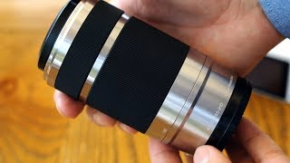Sony 55-210mm f/4.5-6.3 OSS lens review with samples