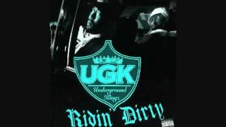 UGK - Good Stuff (Screwed)