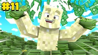 I GOT 350 MILLION DOLLARS IN MINECRAFT (Cosmic Sky #11)