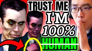 .. Game Theory: Gaming's Biggest Mystery SOLVED! | Half Life G MAN Theory 🆁🅴🅰🅲🆃