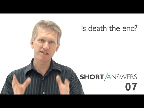Is death the end? | Andy Bannister
