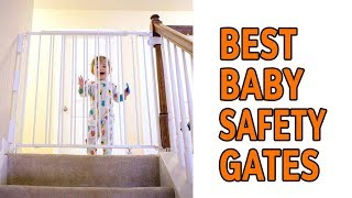 Best Baby Safety Gates 2020 | Top Baby Gates Reviews