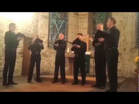 """Молитва """"Отче наш"""" - поет хор минского прихода иконы «Всех скорбящих Радость» в Германии"""