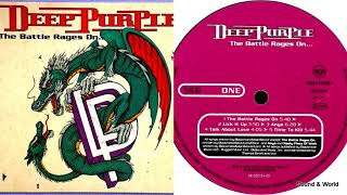 Deep Purple – The Battle Rages On (Vinyl, LP, Album) 1993.